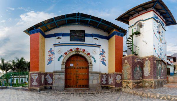 Visita Antioquia en la sierra de Lima
