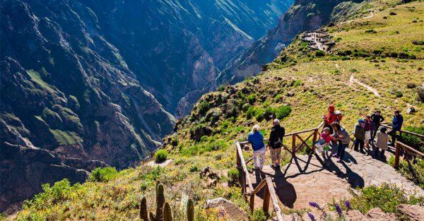 Turismo por el Valle del Colca