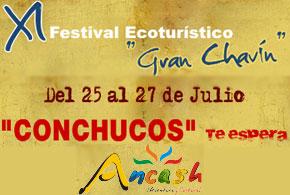 XI Festival Ecoturístico Gran Chavín - Notiviajeros.com