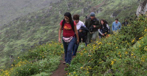Caminata por Pachacamac