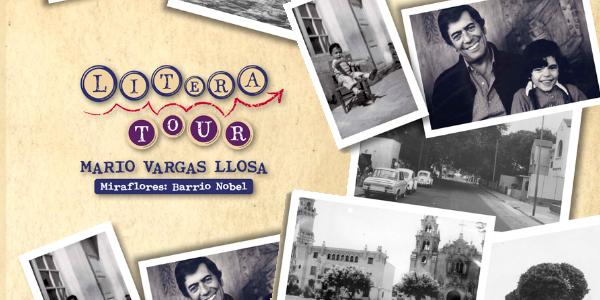 Literatour Mario Vargas Llosa
