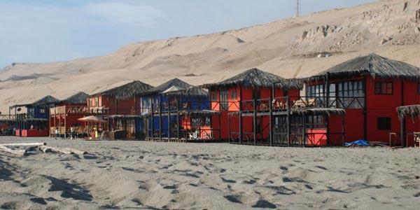 Playa Wakama: refugio ecológico en Ica