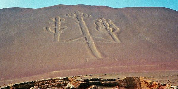 Principales Desiertos costeros del Perú