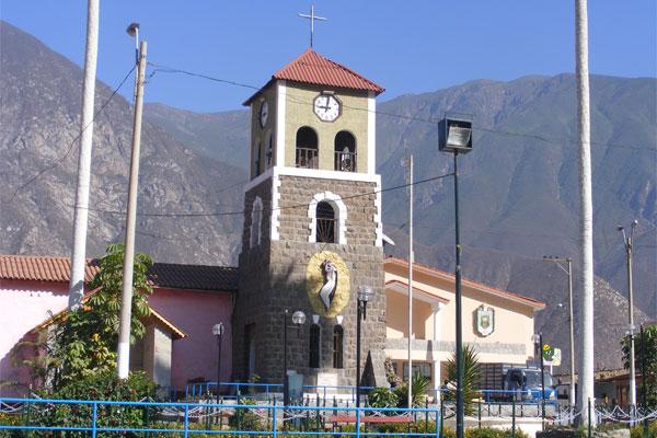Turismo por Santa Rosa de Callahuanca, Lima