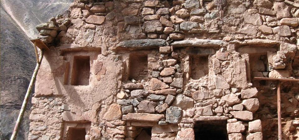 Visita Pachar, montaña de escaleras en Cusco