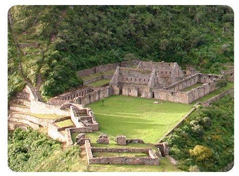 Choquequirao  permitirá impulso turístico bi – regional en Apurímac y Cusco