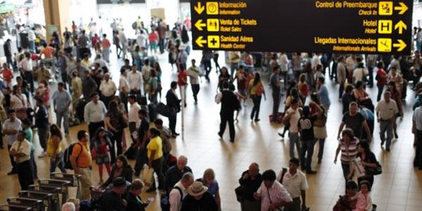 Aumenta el número de turistas españoles que viajan a Perú en el primer semestre de 2013