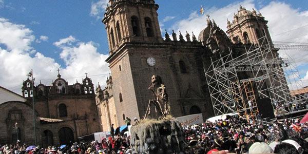Cusco New 7 Wonder