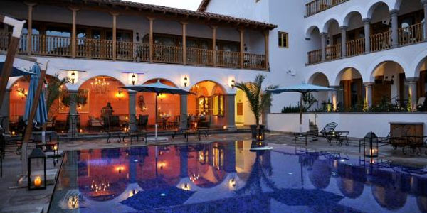 Hotel Palacio Nazarenas en Cusco cumple un año