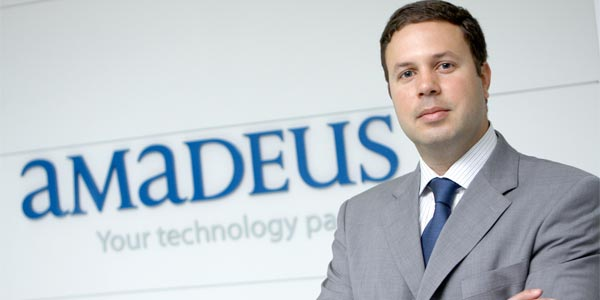 Amadeus nombra a Decius Valmorbida como responsable global de Distribution Marketing