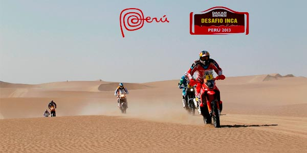Dakar series Pisco 2013