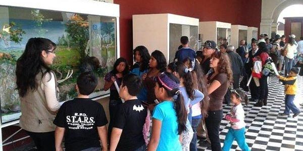 Museos gratis Perú