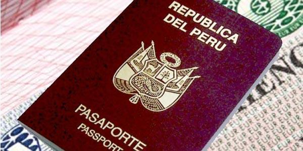 Visa para peruanos