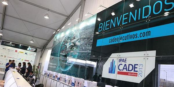 Cade ejeutivos 2013 Paracas