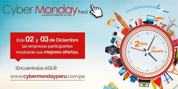Cyber monday Peru 2013