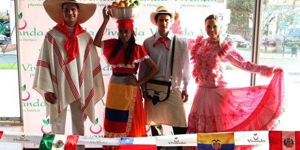 Festival Gastronómico Alianza del Pacífico