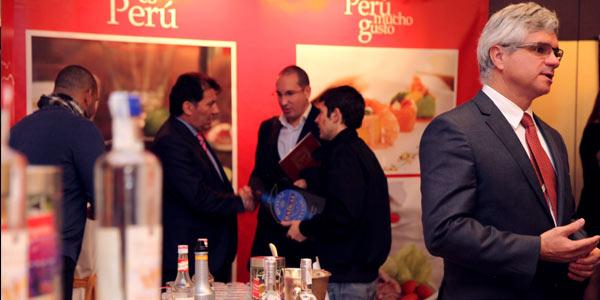Show Food 2013 Peru