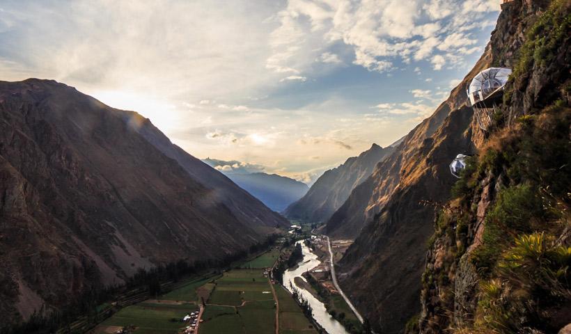 Reserva Una Noche En El Skylodge Adventure Suites De Cusco Notiviajeros