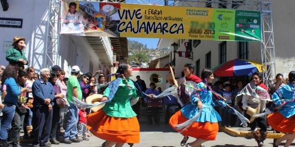 Feria Vive Cajamarca