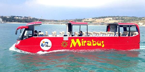 Mirabus Anfibio