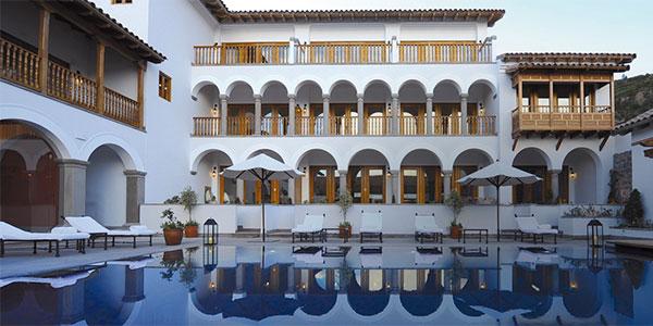 Belmond Palacio Nazarenas en Cusco es el mejor hotel del mundo