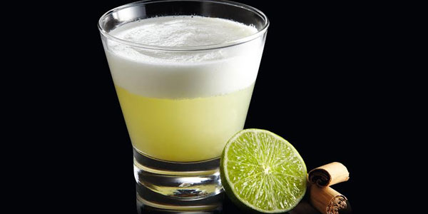 Pisco Sour Marriot