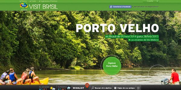 Visit Brasil 2014