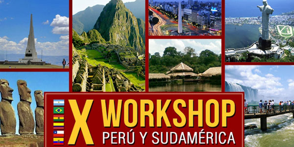 Workshop Perú Sudamérica