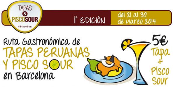 Ruta gastronomica peruana