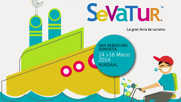 Perú en el Salón Internacional de la Evasión y el Turismo 2014 en Gipuzkoa