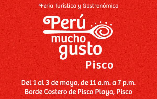 Peru Mucho Gusto Pisco