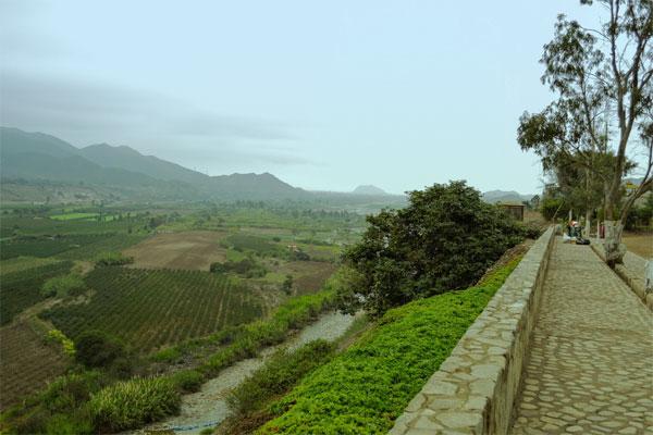 Valle de Azpitia Lima