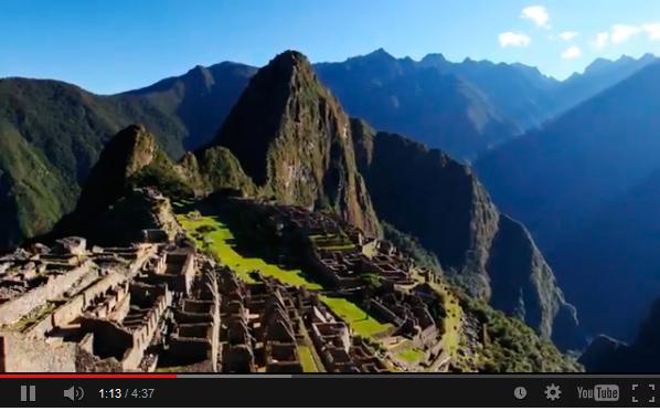 Machu Picchu HD