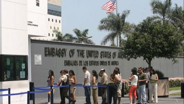 Visa para Estados Unidos en Peru
