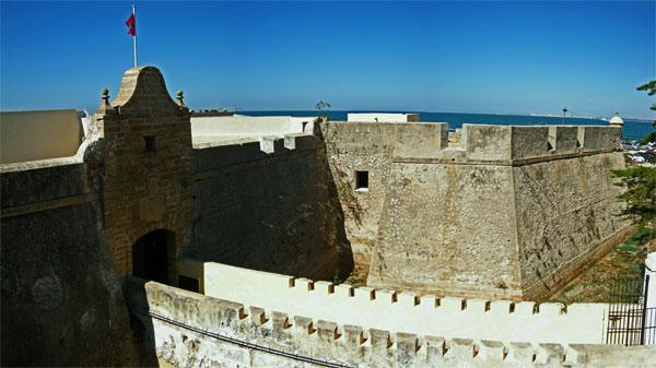 Castillo de Santa Catalina Cadiz