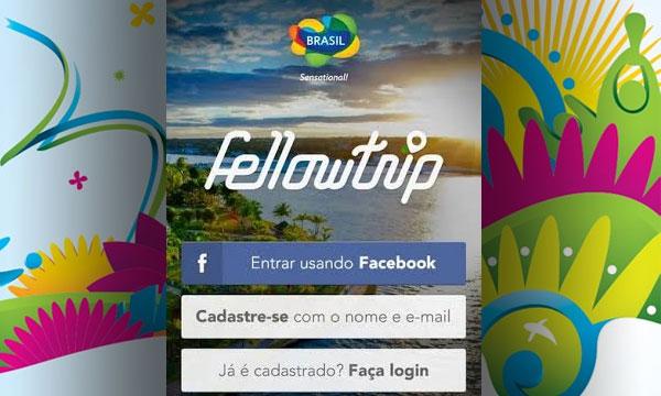 Fellow Trip, una nueva app para el turista que visita Brasil