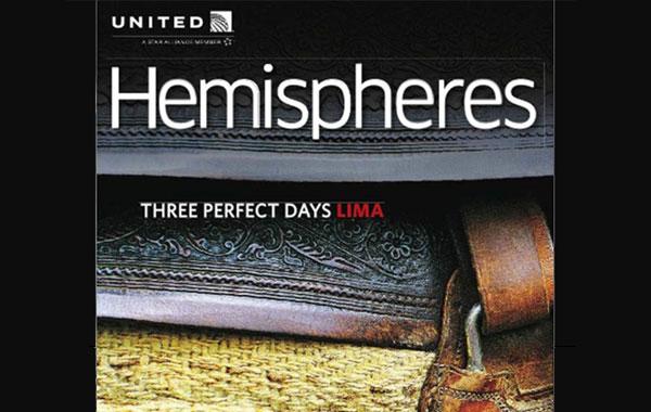 Hemispheres Lima