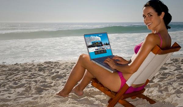 Sitios web oficiales de promoción turística en Sudamérica