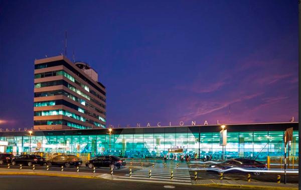 Aeropuerto Jorge Chavez de Lima