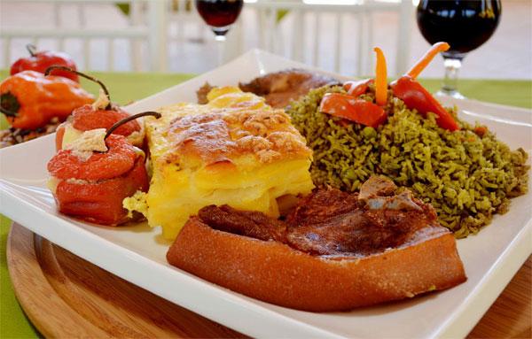 Aramark Gastronomia Peruana