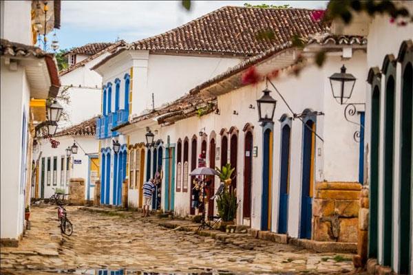 Paraty y Petrópolis