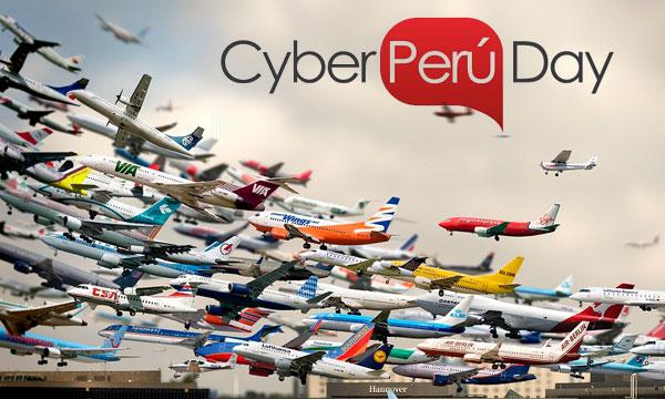 Vuelos baratos Cyberday
