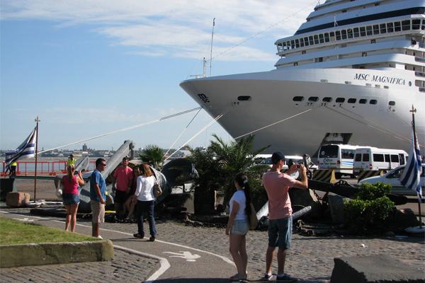 Turistas Uruguay