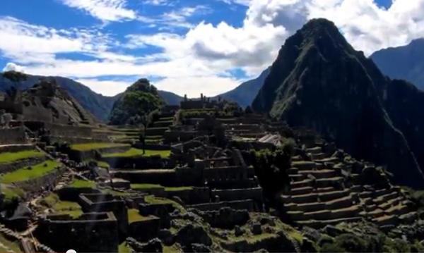 Machu Picchu, ruta económica, alternativa a la ruta en tren
