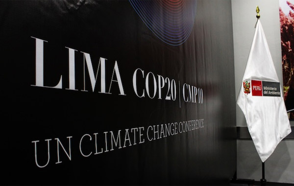 Turismo COP20