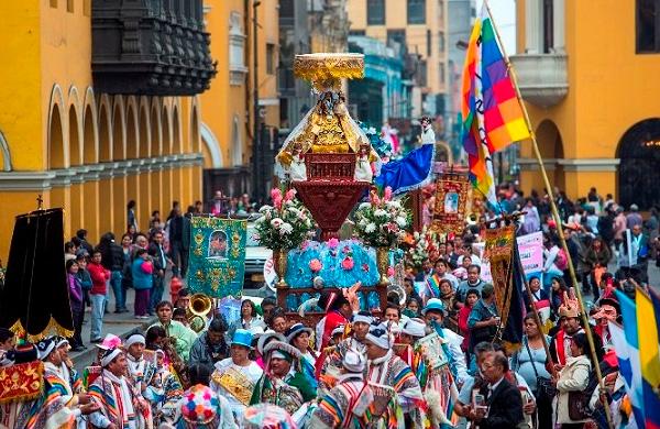 Fiestas populares de Lima