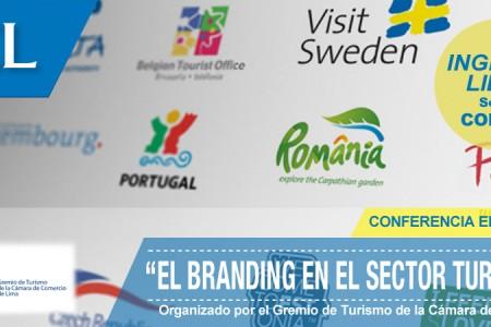 Conferencia Empresarial: El branding en el sector turístico