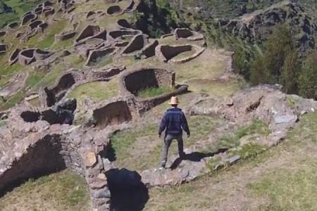 Youtube: video del camino del Inca desde el aire y en alta definición
