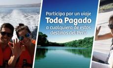 Gana paquetes de viaje para recorrer el Perú con ¿Y tú qué planes?
