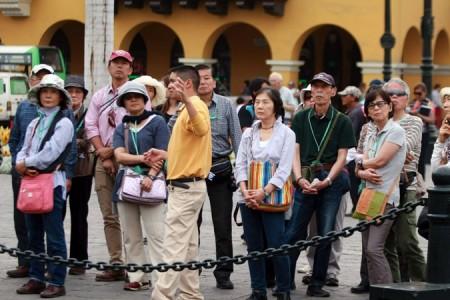 Perú busca atraer más turistas de los países asiáticos